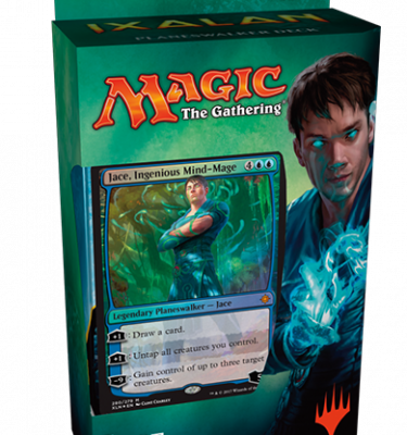 Mazo Planeswalker, Jace de Ixalan- Magic the Gathering- La Caverna de Voltir