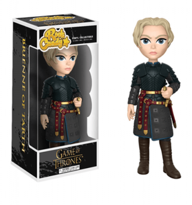 Juego de Tronos - Brienne of Tarth - Rock Candy