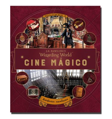 Cine Mágico Vol.3 - J.K. Rowling's Wizarding World