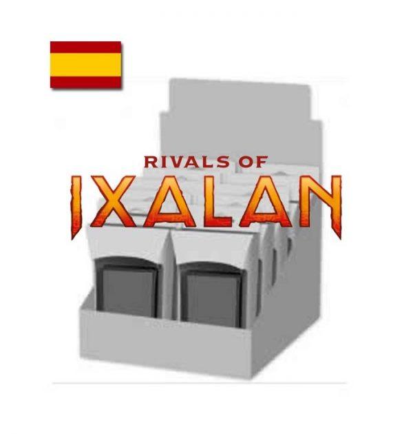 Mazo Planeswalker, Rivales de Ixalan